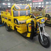 Large Loading Electric Cargo Tricycle Made in China for sale