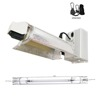 Hydroponics Grow System 1000W HPS Double Ended Grow Light Kit