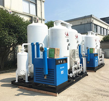 High Purity Oxygen Gas Cylinder Filling Plants Oxygen Generator Setup