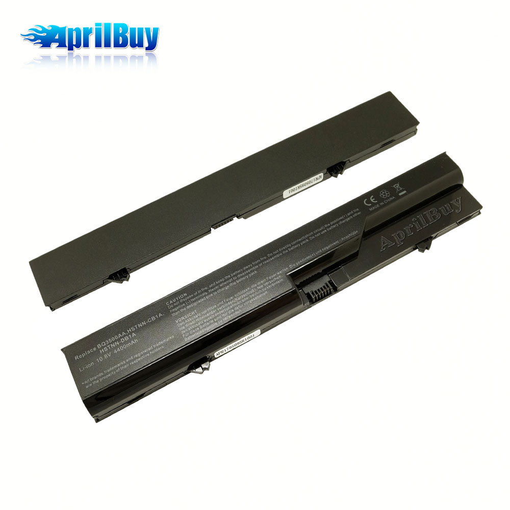 10.8V 4400mAh For HP/Compaq 320 321 420 421 620 Laptop Battery
