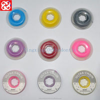 orthodontic elastic power chain short/long dental material