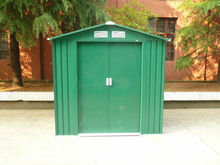 6X4ft colorbond steel shed for home&garden