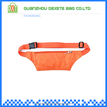 Hot selling high quality polyester leather waist bag