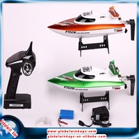 hot selling gw-tft009 racing boat with crazy high speed racing boat rc fishing boats for sale