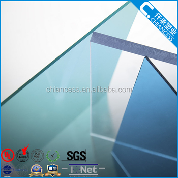 Endurance Plastic Anti Scratch Polycarbonate PC Solid Sheet clear plastic board