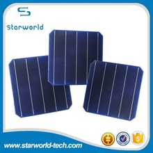 Low price 4BB monocrystalline solar cell High efficiency 21% eff for wholesale