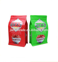 Plastic packing bag for dried fruit packaging tea packaging ziplock food bag