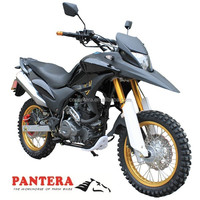PT250GY-9 Low Price 200cc Gasoline Balance Shaft Engine Powered Motorcycle Off Road