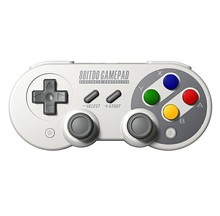 8Bitdo SF30 Pro Wireless Bluetooth Controller Dual Joystick Gamepad For Nintendo Switch / MacOS / Android / Raspberry Pi / PC