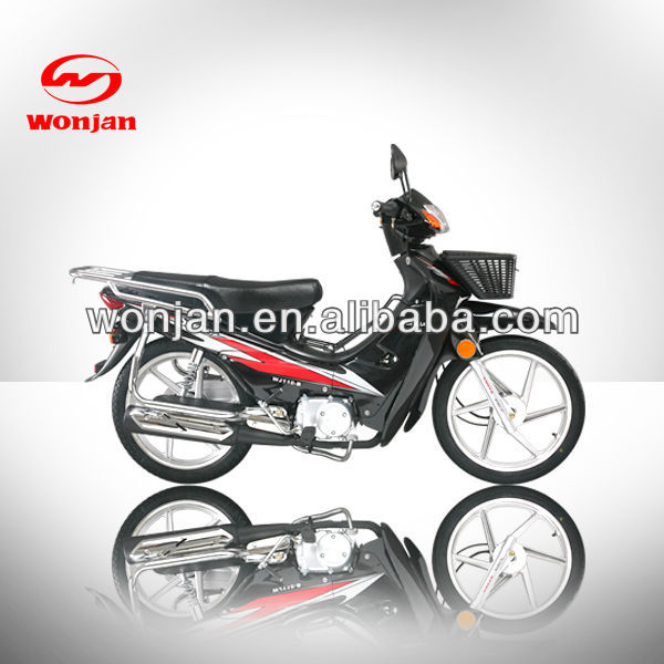 110cc Cheap Popular Moped Cub-bike Motorcycle WJ110