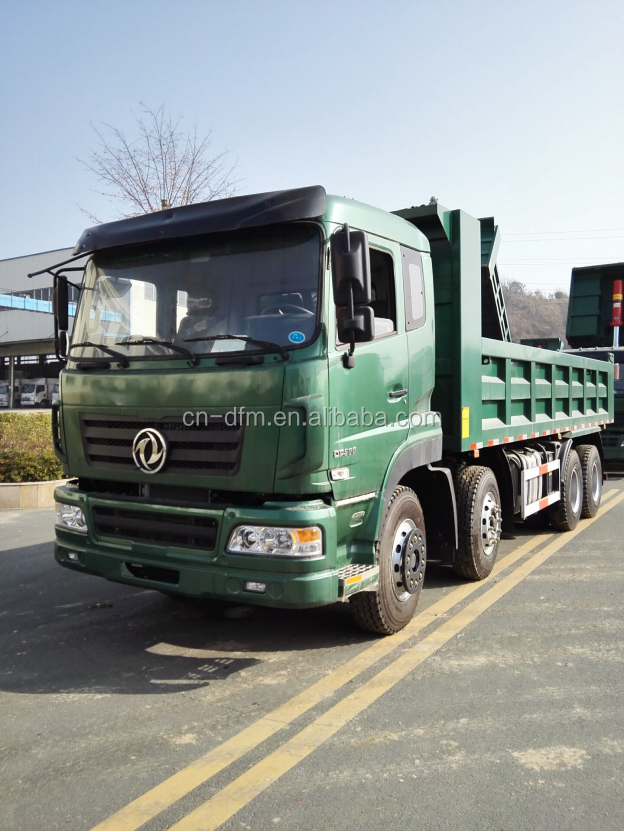 I n stock 8X4 Dump <strong>truck</strong> with Cheaper prise from DongFeng