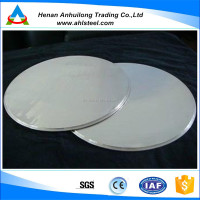 Aluminium circles 1100 alloy for sign board,tri-ply stainless steel circle 304 ss circle for dinner plate