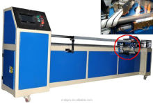 semi-automatic paint roller fabric sealing machine