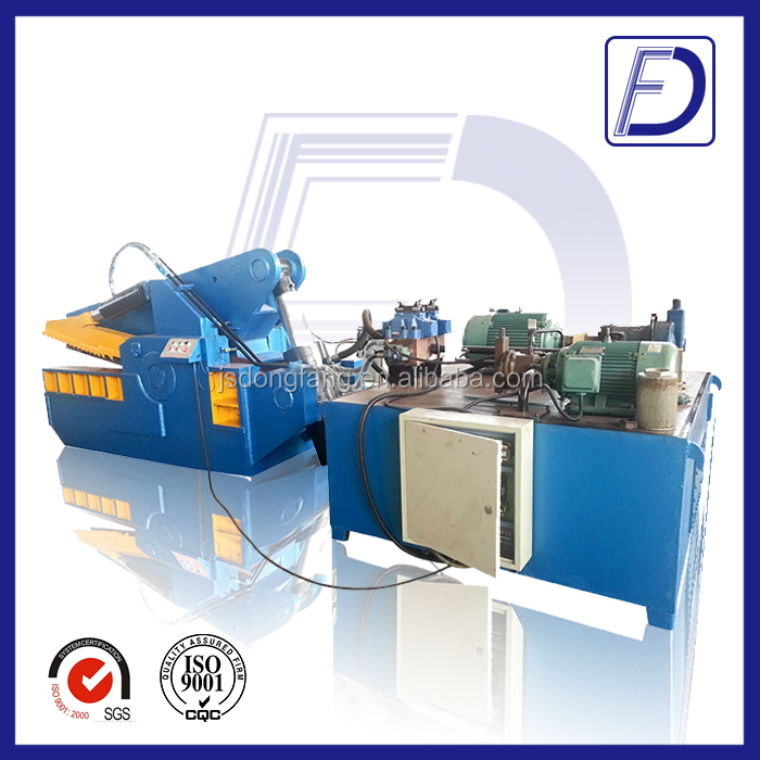 Q43-630 Recycling Aluminum Cutting Machine (CE)