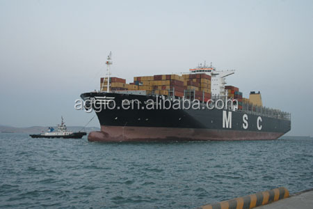shenzhen aggio china to SOKHNA shipping agent in foshan/china
