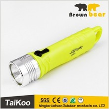 nice design high bright underwater flashlight