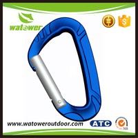 welcome ODM D shape fashion carabiner