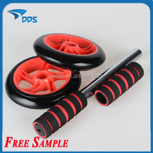 small ab roller wheel of plastic material