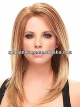 Fashion Style Prevalent Clearance remy Human hair front lace wigs