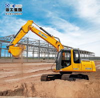 XCMG construction machinery XE150D 15tons excavator China excavator for sale