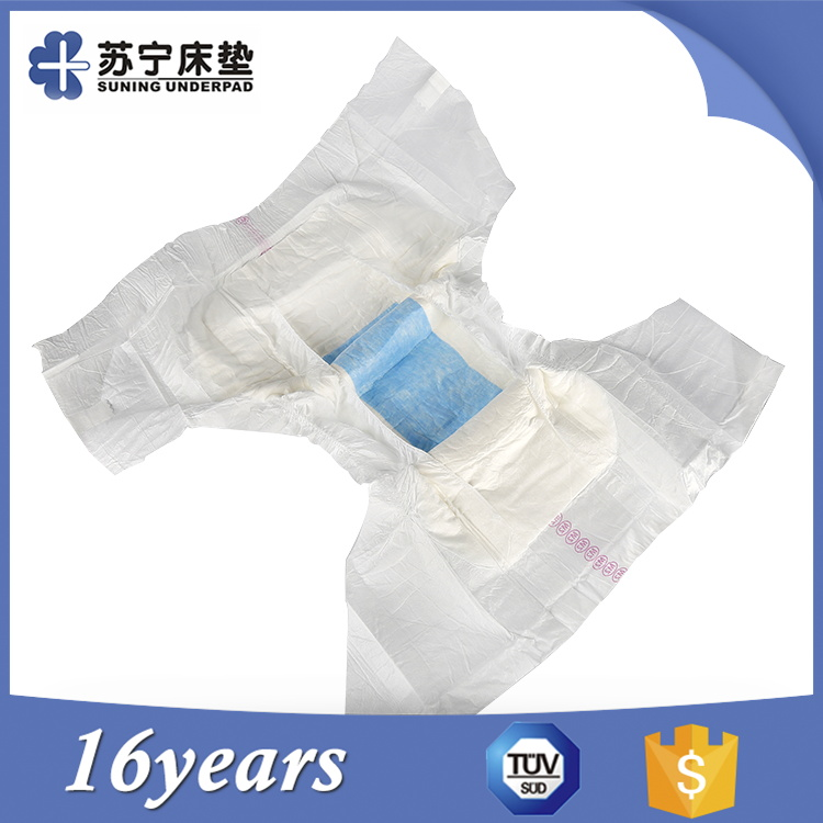 Alibaba Best Sellers Economic Adult Plastic Pants Diapers