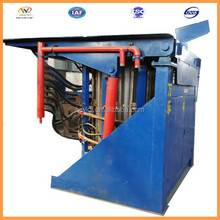 Electric Inverter Iron Steel Melting Intermediate Frequency Induction Furnace