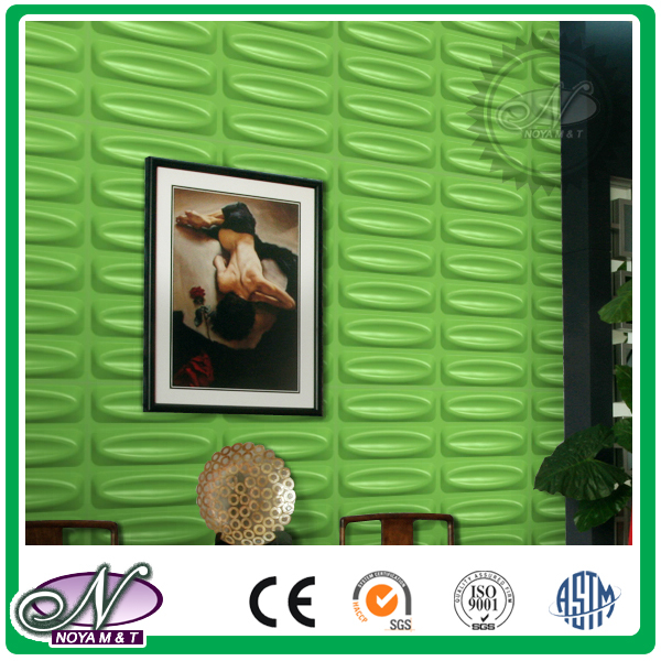 Different size custom cheap 3d glass tile