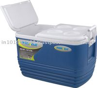 insulated ice chest