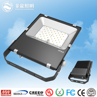 High Lumen Outdoor rgb motion sensor ip65 50w led flood light