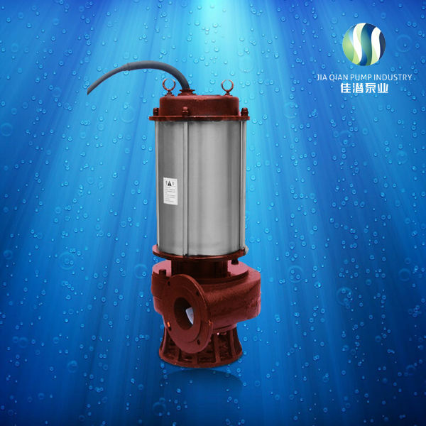 Submersible Drainage Single-stage Single-Suction Centrifugal Pump