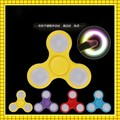 Ball bearing New Luminous rotating Flash LED Fidget spinner