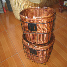 The Cheapest cat/dog pet bicycle basket