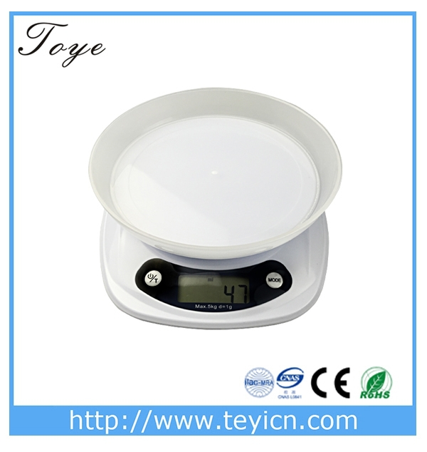 TY-600B digi Bowl envelope scales in china