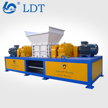waste paper recycling machine/paper crusher for sale