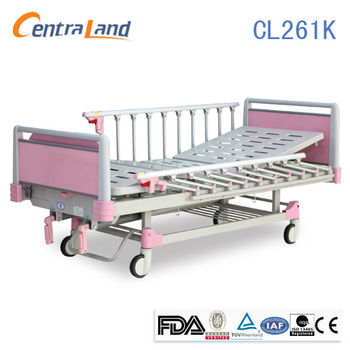 Double Crank Manual Children Bed (Type II)