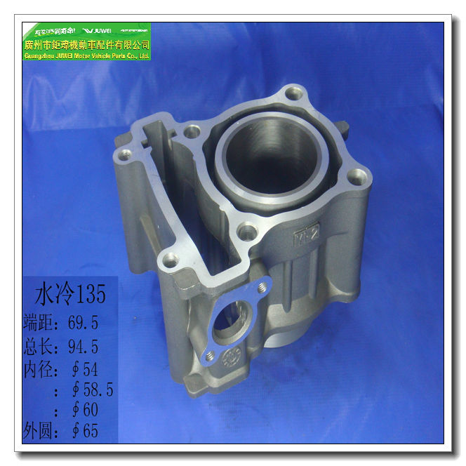 high quality motorcycle cylinder block for LC135, SNIPER135,SPARK 135,JUPITER MX135