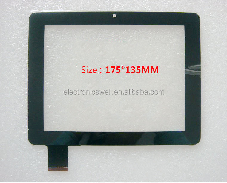 7 Inch Tablet PC Touch Screen, Digitizer, Panel, LCD Glass, Display Replacement For ICOO D7W HS1186 SC3068