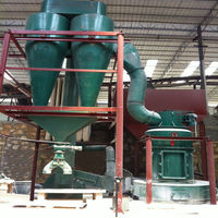 Kaolin Stone mill ,grinding plant, roller mill