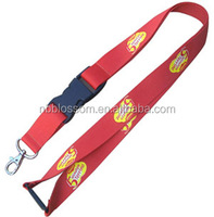 heat transfer printed lanyard