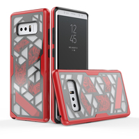 Popular Item Shockproof Smart Cover Case For Samsung Galaxy Note 8