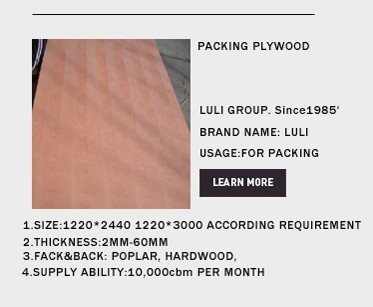 Plywood of LULI GROUP.(since 1985', your reliable supplier with more than 20 production line)