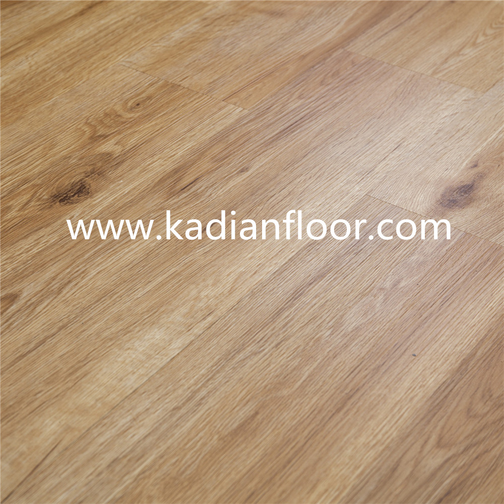 Modern luxurious vinyl plank plastic wood plank flooring for Pvc hardwood flooring