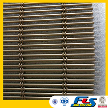 Stainless Steel Decorative Cable Mesh/Architectural Metal Facade Wall(Best service)