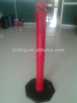plastic water fill road barrier, water road barrier