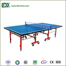 Indoor MDF table tennis table pingpong table