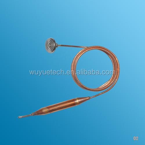 Capillary Thermostat Bellows Sensing Element Heating