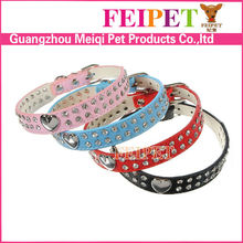 Best pet dog collars heart design small dog collar dog product takata harness