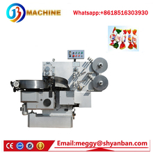 Automatic Double Twist Candy Packing Machine Candy Packing Machine High Technology Double Twist Lollipop Candy Wrapping Machine