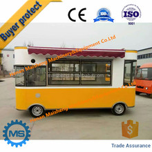 Environment production electric food cart made in China with lower price