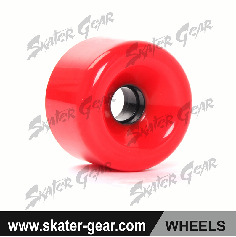 SKATERGEAR rubber skate wheel pu wheel one wheel skateboard original